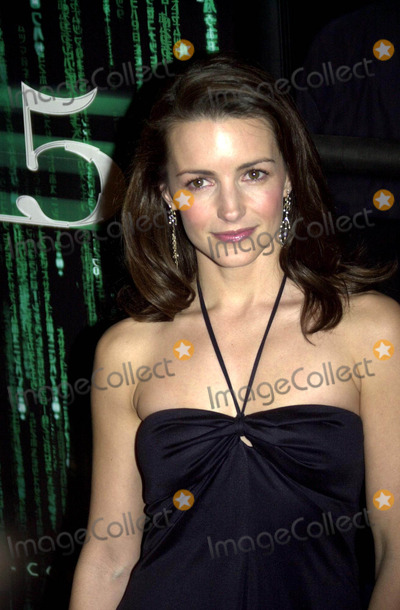 Kristin Davis Photo - Sd0513 Matrix Reloaded Premiere Ziegfeld Theatre New York City Photojohn Krondes Globe Photos Inc 2003 Kristin Davis