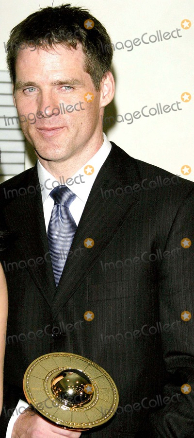 Ben Browder Photo - Annual Saturn Awards - Press Room - Universal Hilton Hotel Hollywood CA - 05-03-2005 - Photo by Nina PrommerGlobe Photos Inc2005 - K42956np Ben Browder