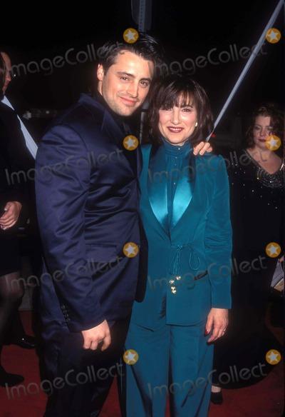 Photo of Matt LeBlanc & his  Mother  Pat Grossman