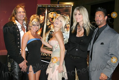 Austyn Moore Photo - Pirates World Premiere Starring Jesse Jane Egyptian Theatre Hollywood CA 09-12-2005 Photo Clinton Hwallace-photomundo-Globe Photos Inc Evan Stone Austyn Moore Jesse Jane Janine and Tommy Gunn