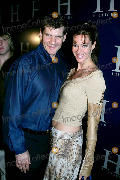 Alexi Yashin Photo - Olympus Fashion Week Tommy Hilfiger Spring 2005 Show - After Party Hiro at the Maritime Hotel 363 West 16th Streetnew York City 09092004 Photo Rick Mackler  Rangefinders  Globe Photos Inc 2004 K39266rm Carol Alt and Alexi Yashin