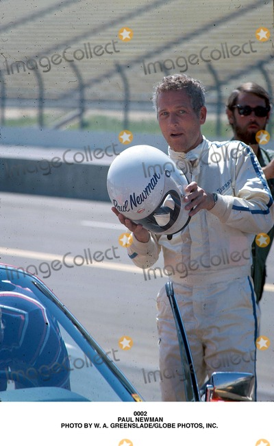 Paul Newman Photo - Paul Newman Photo by W a GreensladeGlobe Photos Inc