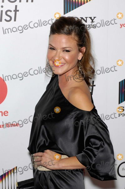 Alicia Lagano Photo - Alicia Lagano During the Red Carpet Launch of the New Series From Lifetime and Sony Pictures Television the Client List Held at the Sunset Towers Hotel on April 4 2012 in West Hollywood California Photo Michael Germana - Globe Photos Inc