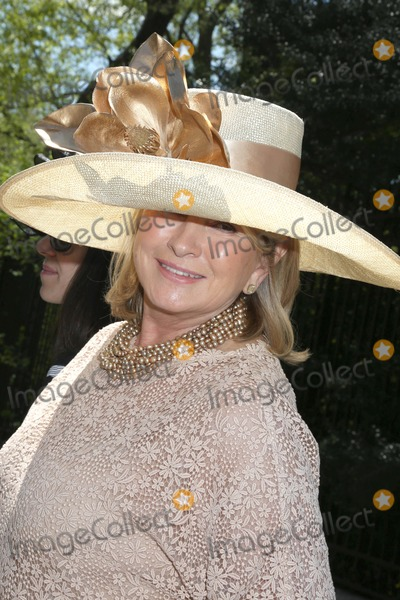 Martha Stewart Photo - The Central Park Conservancy Hats Luncheon 2013 the Conservatory Garden Central Park NYC May 1 2013 Photos by Sonia Moskowitz Globe Photos Inc 2013 Martha Stewart