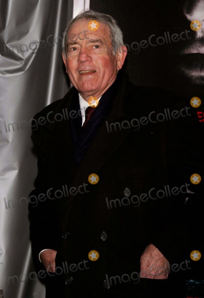 Dan Rather Photo - Dan Rather Arrives For the Shutter Island Premiere at the Ziegfeld Theater in New York on February 17 2010 Sharon NeetlesGlobe Photos Inc