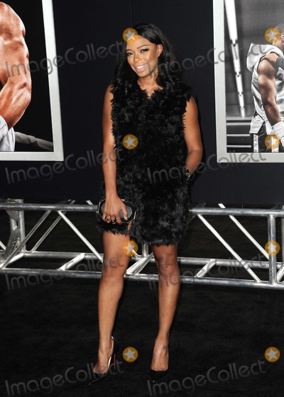 Jill Marie Jones Photo - Jill Marie Jones attending the Los Angeles Premiere of Creed Held at the Regency Village Theater in Westwood California on November 19 2015 Photo by David Longendyke-Globe Photos Inc