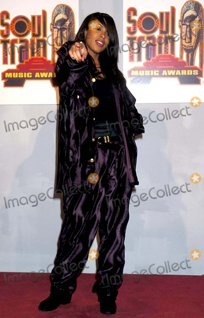 Train Photo - 11th Soul Train Awards in LA Aaliyah Photo Bylisa RoseGlobe Photos Inc