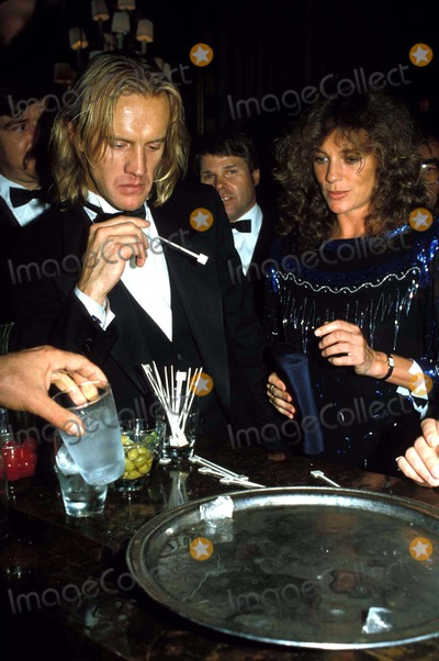 Alexander Godunov Photo - 1983 Jacqueline Bisset and Alexander Godunov Photo by Globe Photos