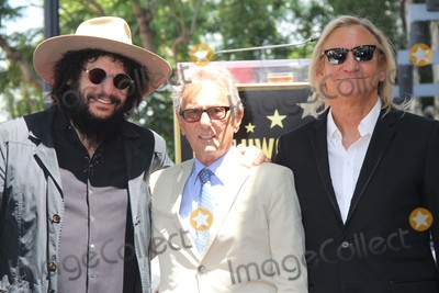 Al Schmitt Photo - Music Pioneer Al Schmitt Honored with Star on the Hollywood Walk of Fame 1750 N Vinefront of Capitol Records Hollywood CA 08132015 Don Was AL Schmitt and Joe Walsh Clinton H Wallace-ipol-Globe Photos Inc