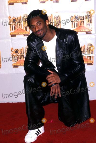 Train Photo -  Sd03042000 14th Soul Train Music Awards at the Shrine Auditorium Los Angeles CA Kobe Bryant Photo by Fitzroy Barrett  Globe Photosinc Kobebryantretro