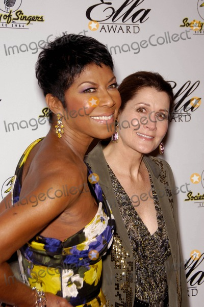 Monica Mancini Photo - Natalie Cole and Monica Mancini During the Society of Singers 19th Ella Award Presented to Natalie Cole on June 1 2010 at the Beverly Hilton Hotel in Beverly Hills California Photo Michael Germana - Globe Photos Inc 2010