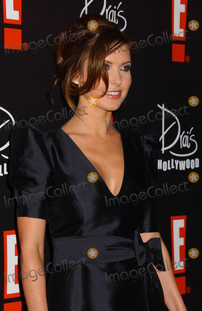 AUDRINA PARTRIDGE Photo - Audrina Partridge attends the E Oscar Party at Drais Hollywood in Hollywoodca on 03-07-2010 Photo by Phil Roach-ipol-Globe Photos Inc