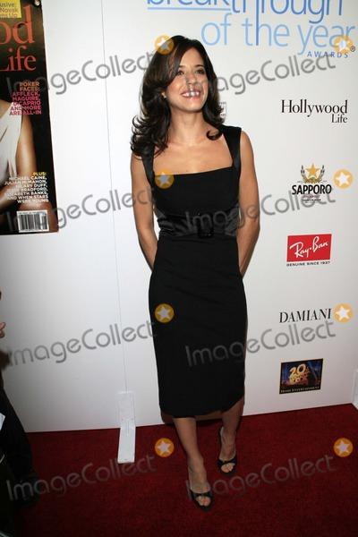 Ana Claudia Talancon Photo - Ana Claudia Talancon - 6th Annual Breakthrough of the Year Awards - Music Box Hollywood California - 12-10-2006 - Photo by Nina PrommerGlobe Photos Inc 2006