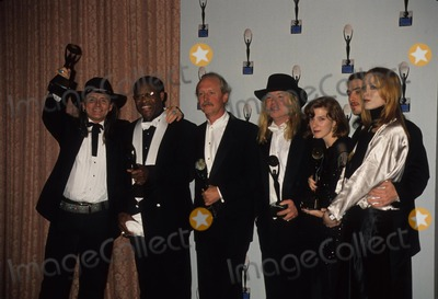 Allman Brothers Photo - The Allman Brothers Rock and Roll Hall of Fame 10th Annual 1995 K0361ww Photo by Walter Weissman-Globe Photos Inc