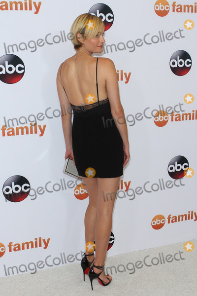 AMBER VALETTA Photo - Amber Valetta attends Disney Abc Television Groups 2015 Tca Summer Press Tour on August 4th 2015 at Tthe Beverly Hilton Hotel in Beverly Hillscaliforniausa PhotoleopoldGlobephotos