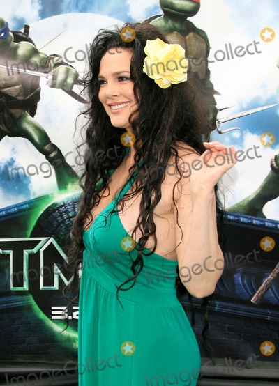 Julie Strain Photo - Julie Strain - Teenage Mutant Ninja Turtles - Premiere - Graumans Chinese Theater Hollywood California - 03-17-2007 - Photo by Nina PrommerGlobe Photos Inc 2007