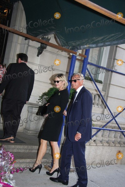Joan Rivers Photo - Shiva at Joan Rivers Apartment in New York City on Sunday September 7th 2014 Photo by William Regan- Globe Photos Inc 2014 Deborah with Karl Wellner Shiva at Joan Rivers Apartment in New York City on Sunday September 7th 2014 Photo by William Regan- Globe Photos Inc