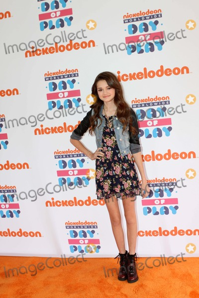 Ariana Grande Photo - Nickelodeon Worldwide Day of Play in Prospect Park Brooklyn Big Time Rush and Ariana Grande Performed Bruce Cotler 2013 Ciara Bravo
