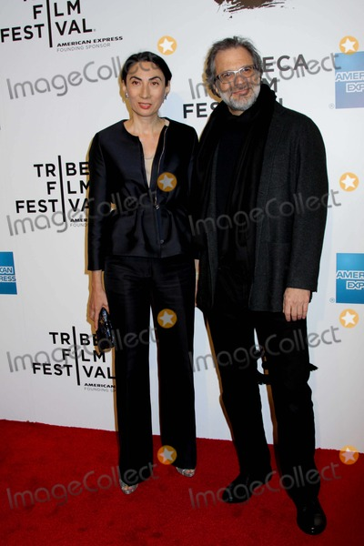 AHN DUONG Photo - Opening Night of the 2011 Tribeca Film FestivalWorld Premiere of Cameron Crowes The UnionFeaturing Elton John and Leon RussellThe Winter Garden at the World Financial Center NYCApril 20 2011Photos by Sonia Moskowitz Globe Photos Inc 2011AHN DUONG CLIFFORD ROSS