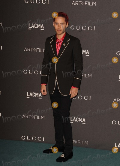 Jared Leto Photo - Jared Leto attending the 2015 Lacma Artfilm Gala Held at Lacma in Los Angeles on November 07 2015 Photo by David Longendyke-Globe Photos Inc