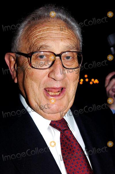 Arthur Schlesinger Photo - Salute to Democracy Dinner Honoring the Birthdays of Arthur Schlesinger Jr and Kenneth Galbraith Plaza Hotel Fifth Ave New York City 10182004 Photo John Krondes  Globe Photos Inc 2004 Henry Kissinger