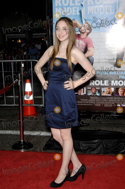 ALLIE STAMLER Photo - Allie Stamler During the Premiere of the New Movie From Universal Pictures Role Models Held at the Mann Village Theatre on October 22 2008 in Los Angeles Photo Michael Germana - Globe Photos