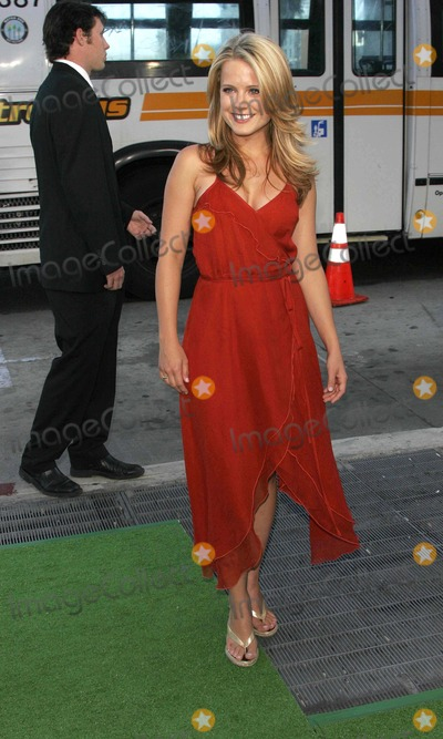 Alison Munn Photo - Alison Munn - Wicked - Los Angeles Premiere - Pantages Theater Hollywood CA - 06-22-2005 - Photo by Nina PrommerGlobe Photos Inc2005 -