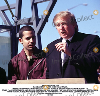David Blaine Pictures And Photos