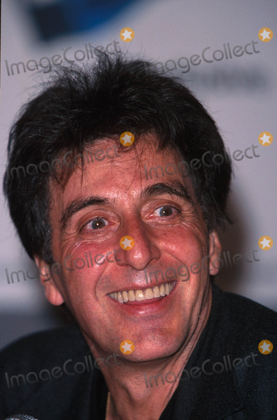 Al Pacino Photo - AL Pacino Photo by Fitzroy BarrettGlobe Photos Inc