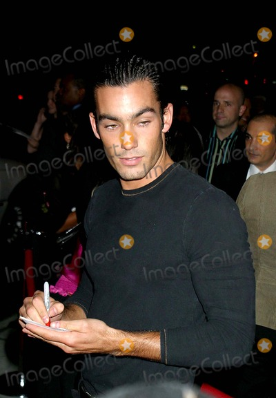 Aaron Diaz Photo - People En Espanols 3rd Annula 50 Most Beautiful Gala Splashlight Studios New York City 05192004 Photo Rick Mackler  Rangefinders  Globe Photosinc 2004 Aaron Diaz