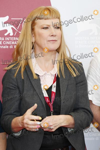 Andrea Arnold Photo - Andrea Arnold Jury Photo Call 70th Venice Film Festival Venice Italy August 28 2013 Roger Harvey