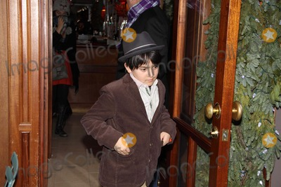 Kyoko Chan Cox Photo - Kyoko Chan Cox Son (Yoko Onos Grandson) Leaving Nellos Restaurant on Madison Ave 12-22-10 Photo by John BarrettGlobe Photos Inc2010