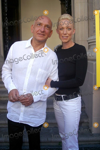 Alexandra Christmann Photo - Sir Ben Kingsley and Alexandra Christmann Tuck Everlasting - Premiere El Capitan Theater Hollywood CA October 5 2002 Photo by Nina PrommerGlobe Photos Inc 2002