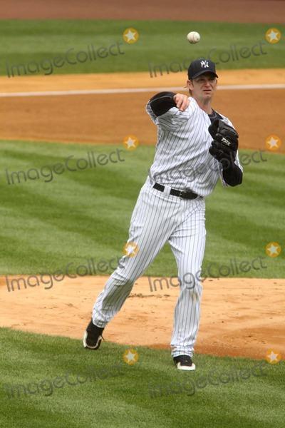 AJ Burnett Photo - Aj Burnett at Yankees Vs Minnesota Twins Game at Yankee Stadium Bronx New York 04-07-2011 Photo by John BarrettGlobe Photos Inc