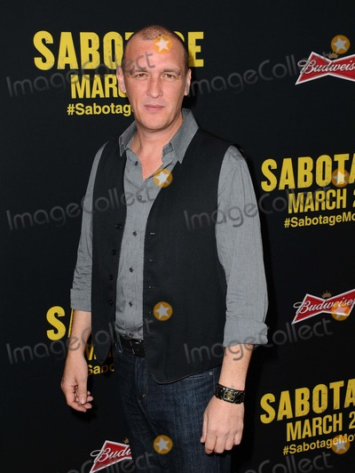 Allen ONeill Photo - Allen Oneill attending the Losangeles Premiere of Sabotage Held at the Regal Cinemas LA Live in Los Angeles California on March 19 2014 Photo by D Long- Globe Photos Inc