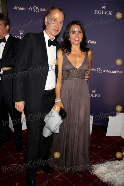 John McEnroe Photo - John Mcenroe Patty Smyth at Alzheimers Association Rita Hayworth Gala at Waldorf Astoria Hotel New York City 10-26-2010 Photo by John BarrettGlobe Photos Inc2010