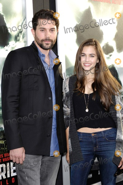 Micah Sloat Photo - Micah Sloat and Alix Elizabeth Gitter During the Premiere of the New Movie From Warner Bros Pictures Chernobyl Diaries Held at the Arclight Cinerama Dome on May 23 2012 in Los Angeles Photo Michael Germana - Globe Photos Inc