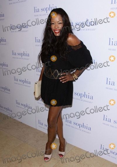 Golden Brooks Photo - July 2010 West Hollywoodcalifornia - Golden Brooks the Lanaya Ii Collection Preview Share the Love of Jewelry Held at the Sunset Tower Hotel Credit TleopoldGlobephotos