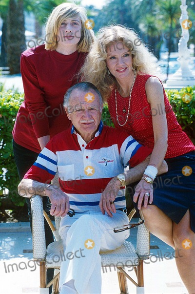 Hayley Mills Photo - John Mills with Crispian Mills and Hayley Mills at Cannes Film Festival 5-10-1990 Ugl 0675m-22 Photo by Uppa-ipol-Globe Photos Inc