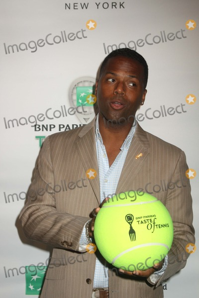 AJ Calloway Photo - Aj Calloway 13th Annual Bnp Paribas Taste of Tennis W New York Hotel NYC 8232012 Photo Mitch Levy