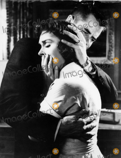 Donna Reed Photo - Glennfordretro Glenn Ford and Donna Reed in Ransom Tv-film Still Photo Supplied by Smp-Globe Photos