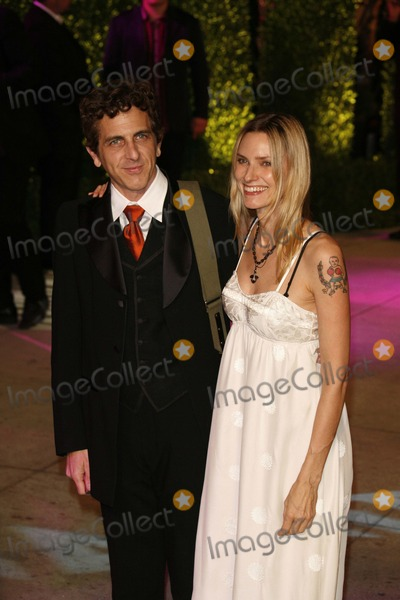 Aimee Mann Photo - Michael Penn and Aimee Mann Arriving the 79th Annual Academy - Oscar Awards Vanity Fair Party at Mortons  Los Angeles CA 02-25-2007 Photo by Alec Michael-Globe Photos Inc 2007