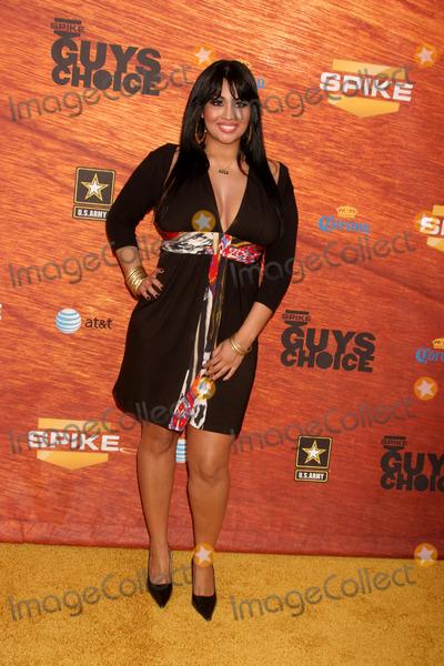 Somaya Reece Photo - Spike Tv Presents the 2nd Annual Guys Choice Awards Sony Studios Culver City CA 053008 Somaya Reece Photo Clinton H Wallace-photomundo-Globe Photos Inc