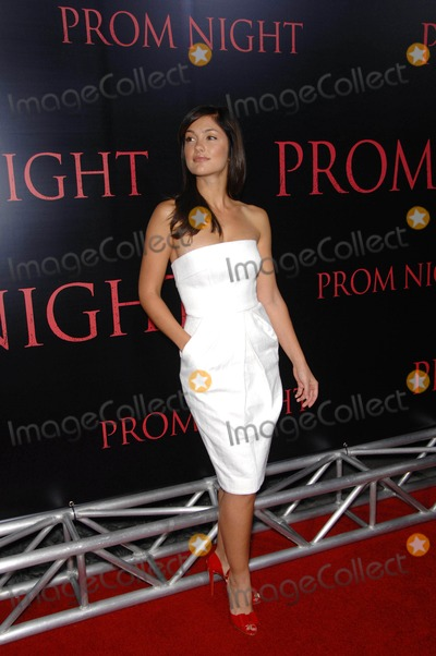 Minka Photo - Minka Kelly During the Premiere of the New Movie From Screen Gems Prom Night Held at the Cinerama Dome on 04-09-2008  in Los Angeles Photo by Michael Germana-Globe Photos Inc