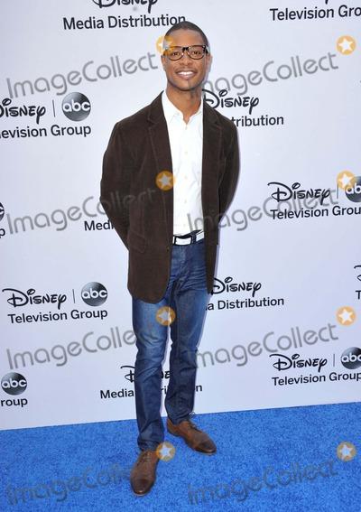 Arjay Smith Photo - Arjay Smith attending the Disney Media Networks International Upfronts Held at the Walt Disney Studios Lot in Burbank California on May 19 2013 Photo by D Long- Globe Photos Inc