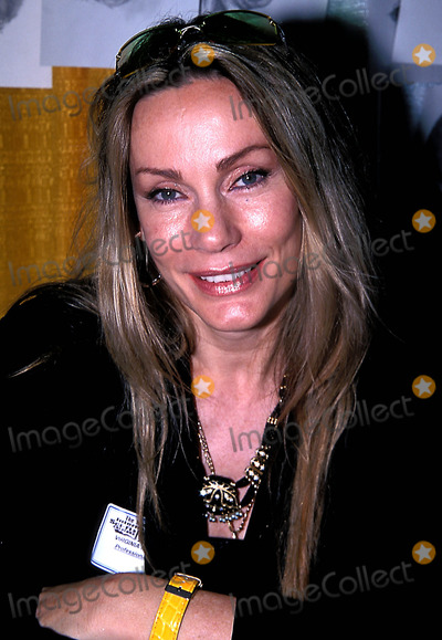 Virginia Hey Photo - 2003 Sci-fi and Fantasy Creators Convention at Madison Square Garden New York City 06272003 Photo Rick Mackler Rangefinder Globe Photos Inc 2003 Virginia Hey