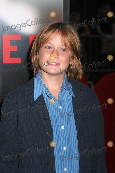 AUSTIN WILLIAMS Photo - the New York Premiere of Michael Clayton at the Ziegfeld Theatre New York City 09-24-2007 Photo by Paul Schmulbach-Globe Photos 2007 Austin Williams