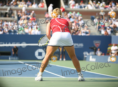 Anna Chakvetadze Photo - Us Open Womens Semi Final Match Usta Billie Jean King Tennis Center Flushing New York 09-07-2007 Photo by Sonia Moskowitz-Globe Photos Inc2007 Anna Chakvetadze