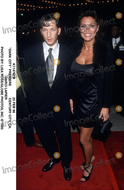 Darcy LaPier Photo - 25 Feb 98 Dark City Premiere Century City CA Darci Lapier Photo by Lisa RoseGlobe Photos Inc