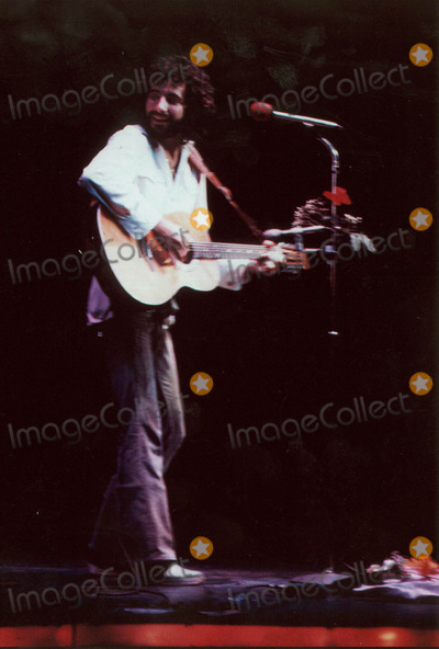 Cat Stevens Photo - Cat Stevens Photo Nancy Ney  Globe Photos Inc